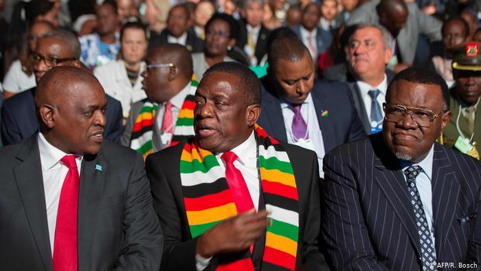 Südafrika Kapstadt World Economic Forum (AFP/R. Bosch)