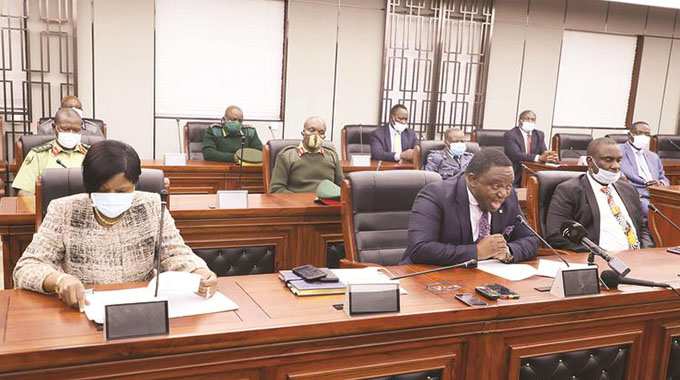 Security chiefs dismiss coup rumours