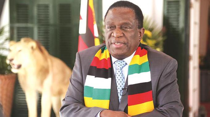 President calls Zimbabwe to action