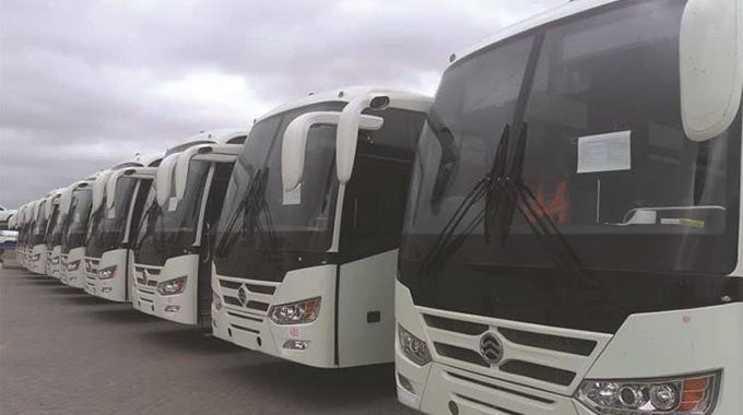500 more buses in next 12 months