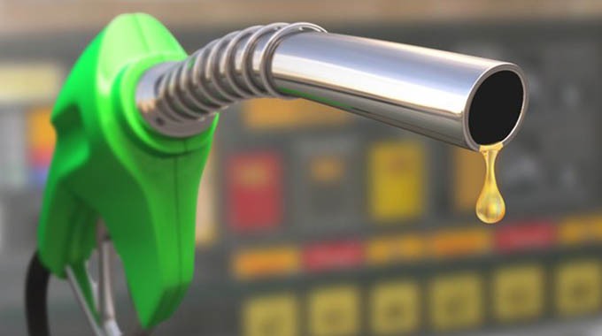 Fuel prices adjusted to ruling exchange rate