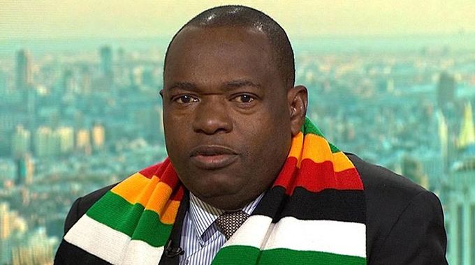 We're determined to re-engage: SB Moyo