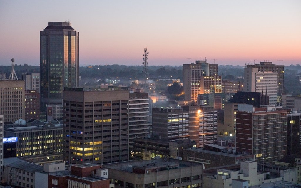 Harare, Zimbabwe.