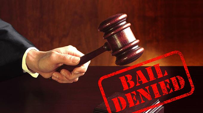 Chin'ono denied bail