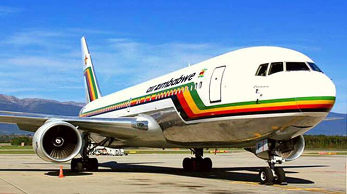 Airzim's B767 back today