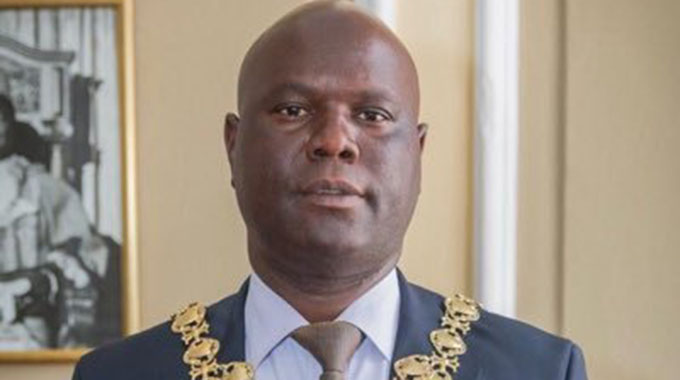 BREAKING: Harare Mayor arrested