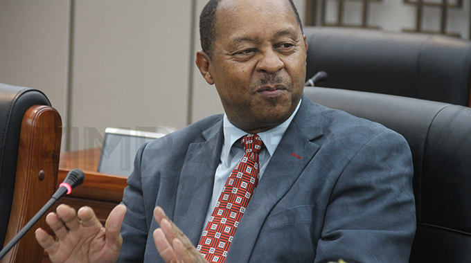 Health minister Moyo sacked