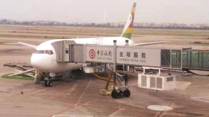 Air Zim's Boeing 767 back in service