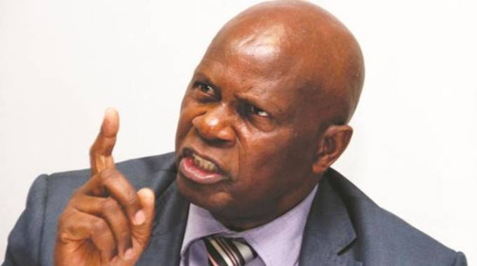 'ZANU PF will not brook anarchy'