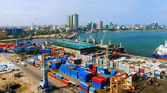 Chinese firm upgrades Tanzania's largest port