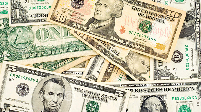 Forex auction rate eases to $76.76