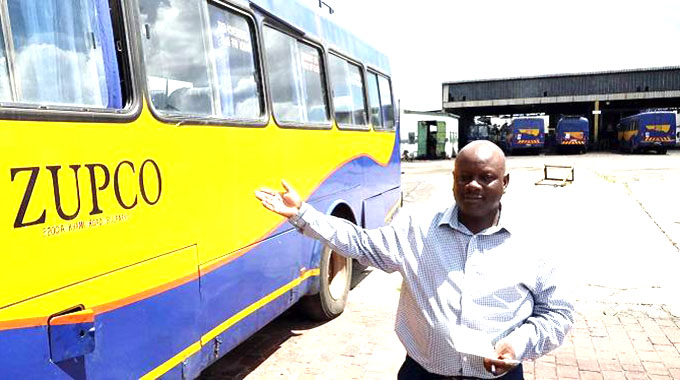 Zupco to space out passengers