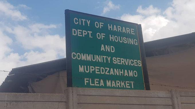 Mupedzanhamo market to reopen