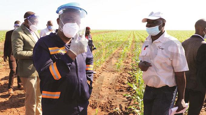 Utilise land or lose it — VP Chiwenga