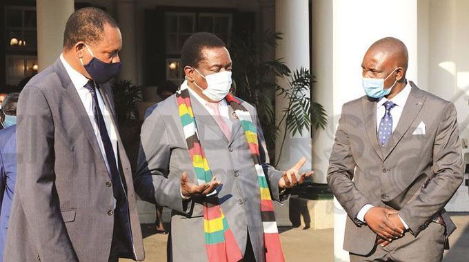 Ministers hit the ground running