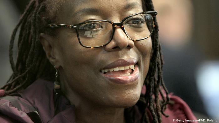 Tsitsi Dangarembga Autorin Simbabwe (Getty Images/AFP/D. Roland)