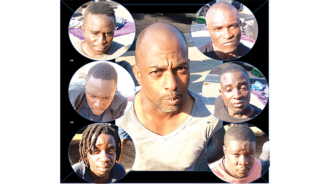 Notorious robbers moved to Harare