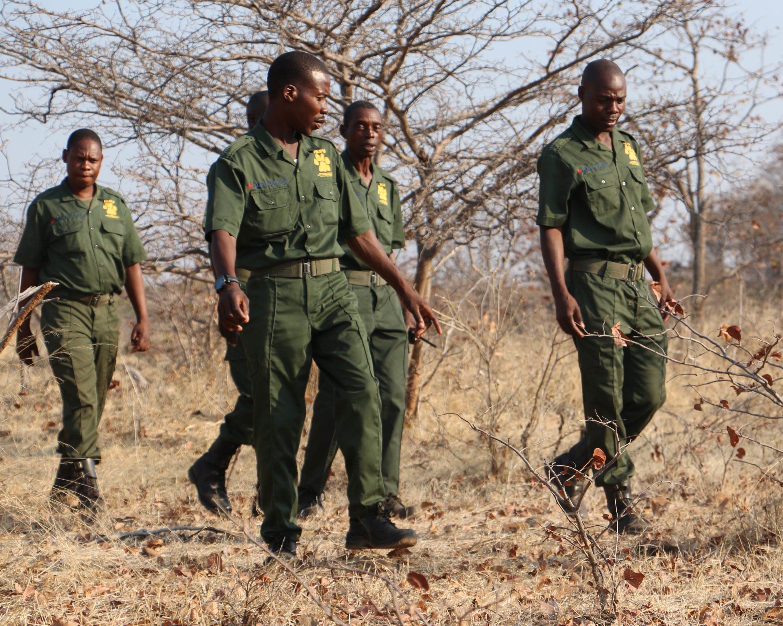 Africa Albida Tourism Zimbabwean Ambassadors in Conservation Fundraising Drive