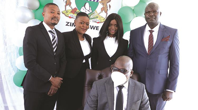 New magistrates sworn-in