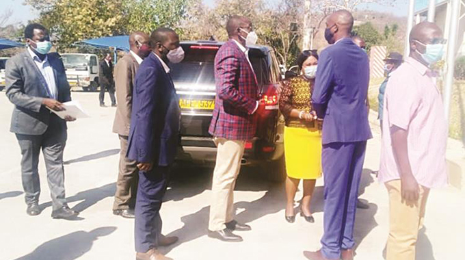 National housing projects take shape