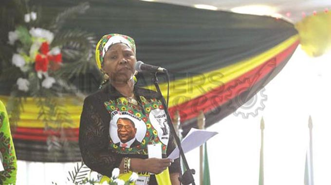 'Incorporate youths in ZANU PF structures'