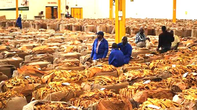 Tobacco sales gross US$452m