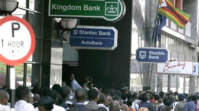 Toxic risk disinfected from banking sector