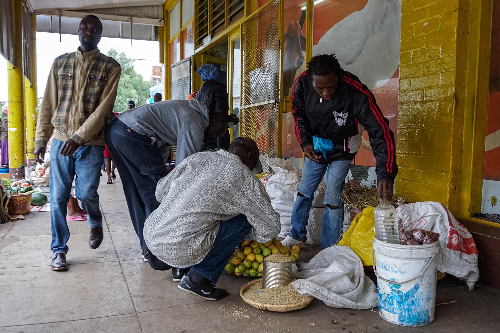 Coronavirus Batters Fragile Livelihoods of Zimbabwe's Informal Laborers