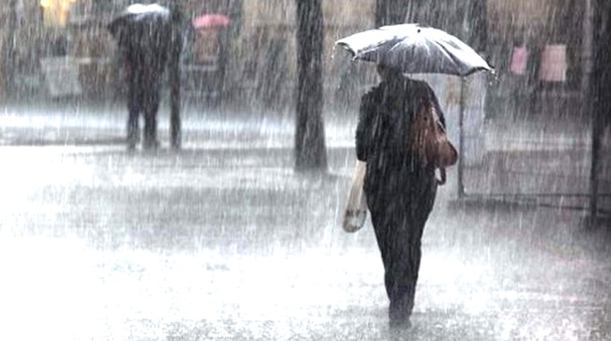JUST IN: Zimbabwe to receive normal to above normal rainfall for the 2020/21 season