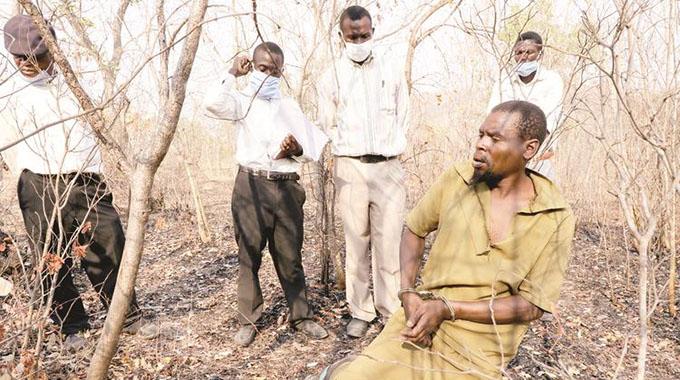 Murehwa boy's killer describes grisly murder