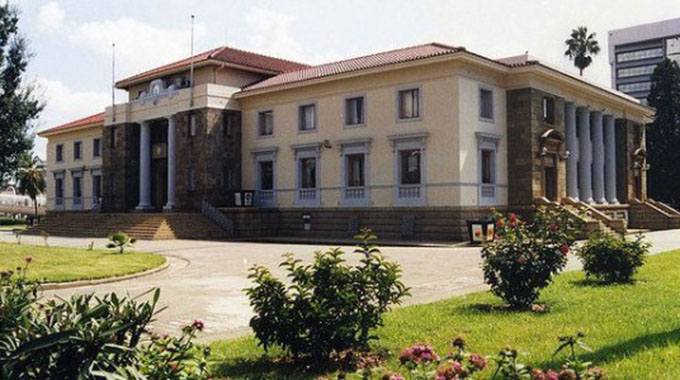 Harare City Council paralysed