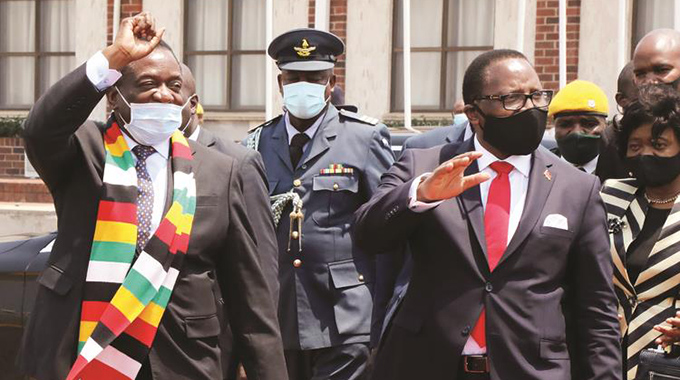 Trade cooperation dominate Zim, Malawi engagement