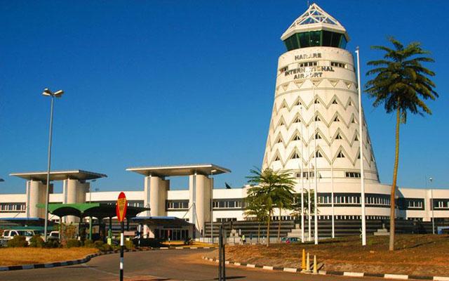 Zim opens airports to international flights