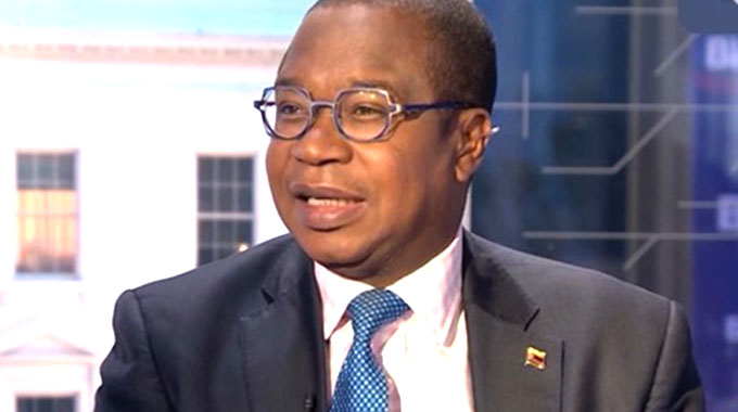 Economy on path to sustainable growth: Mthuli