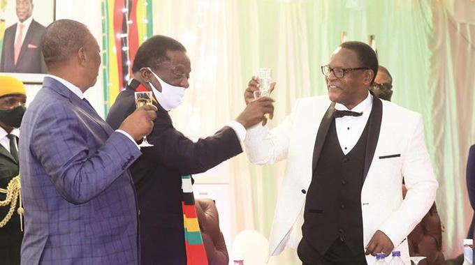 Zim, Malawi bolster ties