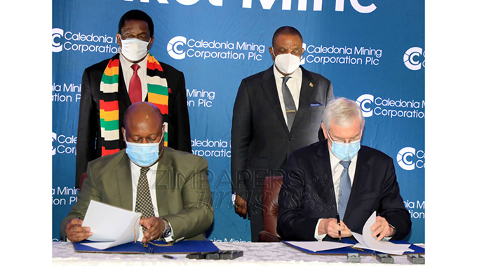 Govt, gold firm seal investment deal