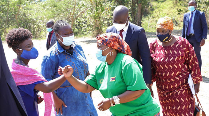 First Lady pushes for restoration of traditional values