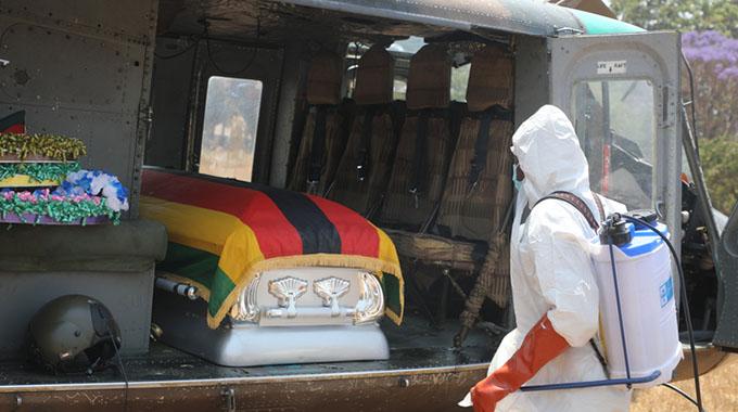National hero Chigudu's body handed over to State