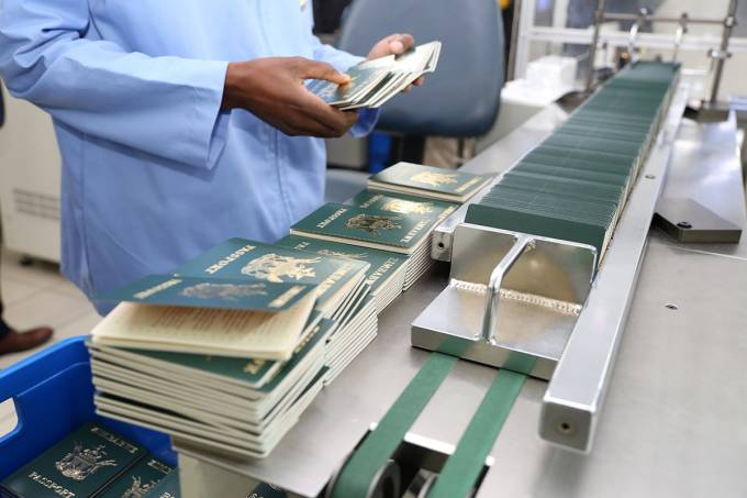 Relief for passport applicants in SA