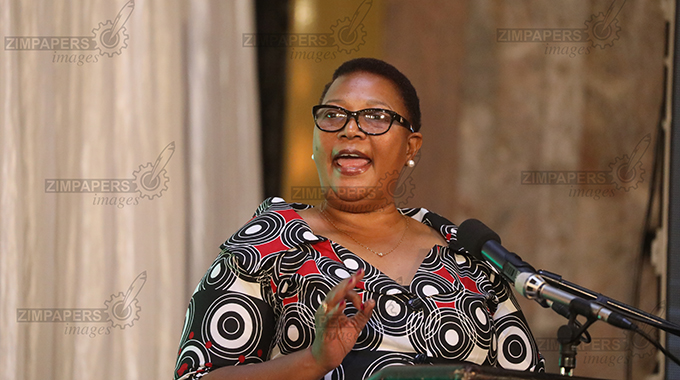 BREAKING: Khupe, six others sworn as MPs