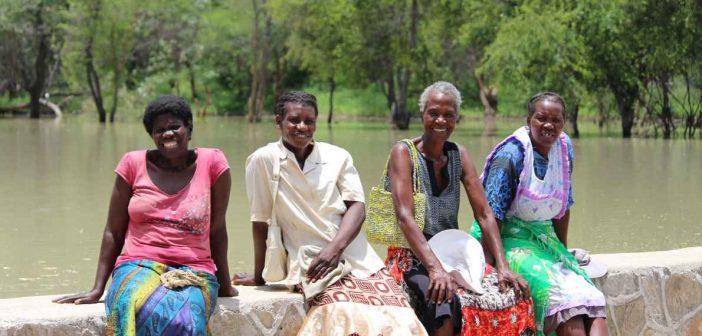 flooding impacts poverty in Zimbabwe