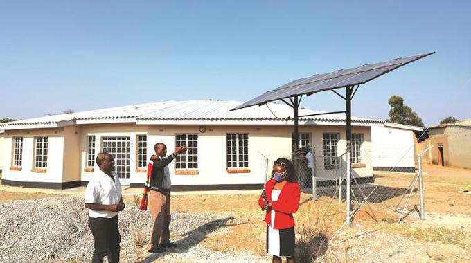Model school changes fortunes in Rusape