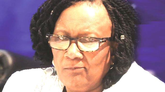 JUST IN: Mupfumira tells Mutevedzi to rescue himself from case