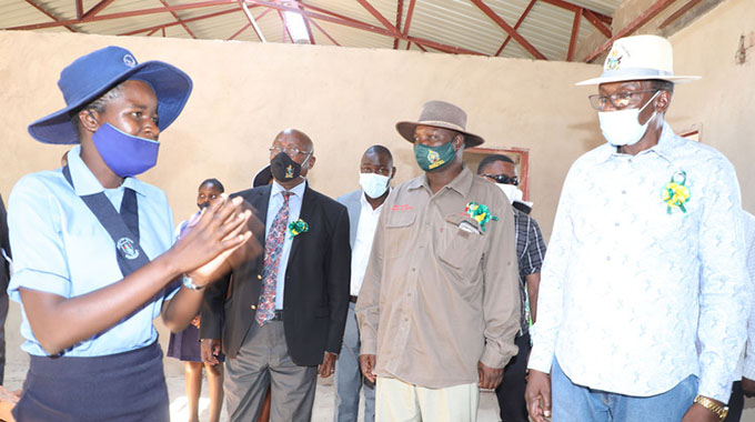 Delay in office complex, houses completion worries VP Mohadi