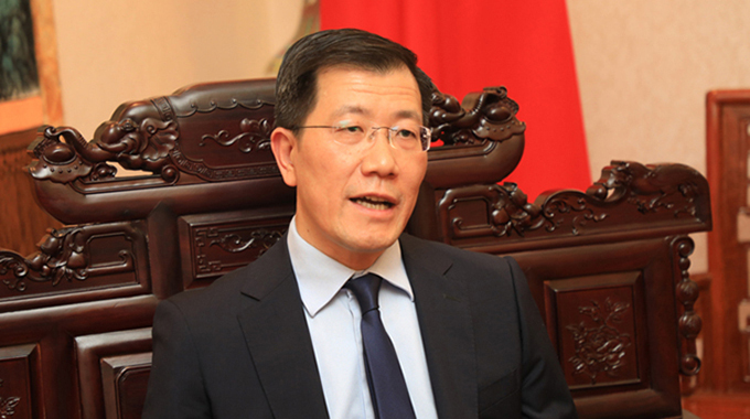 JUST IN: Zim, China focused on inclusive development
