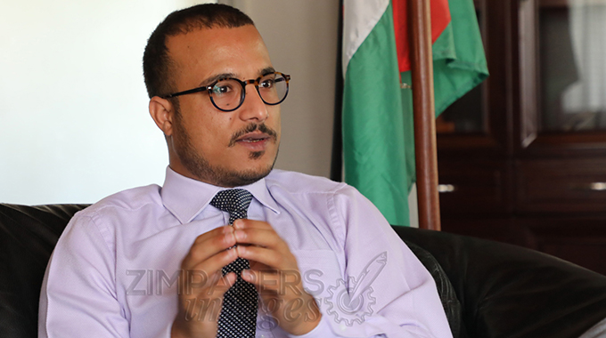 Sahrawi envoy calls for greater cooperation
