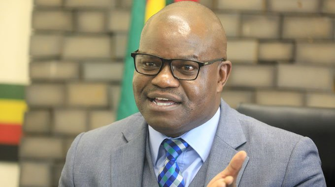 . . . as Mangwana warns against name-dropping