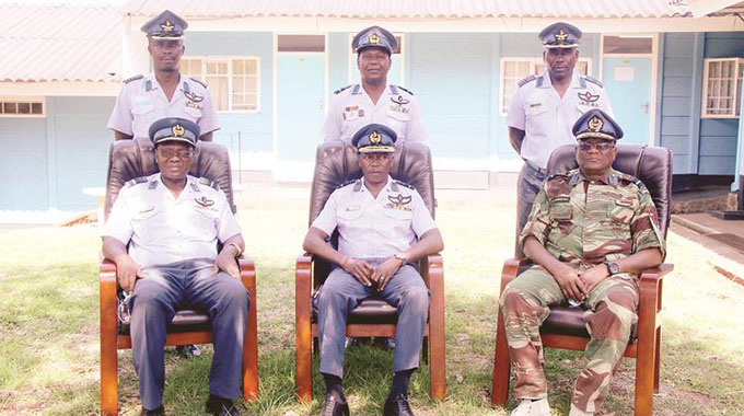 Three AFZ officers promoted