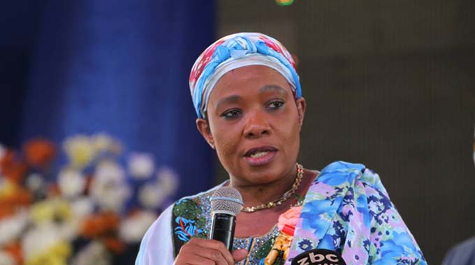 First Lady distances self from Rushwaya