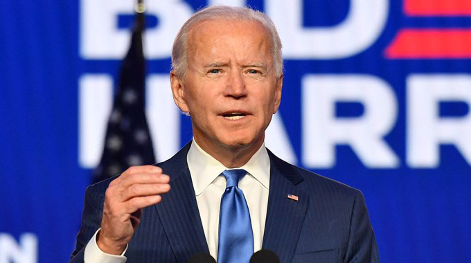 Editorial Comment: Biden win brings relief for all